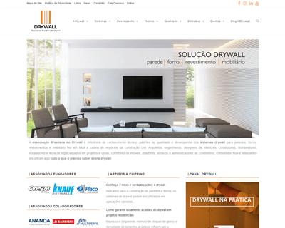 ASSOC. BRASILEIRA DO DRYWALL