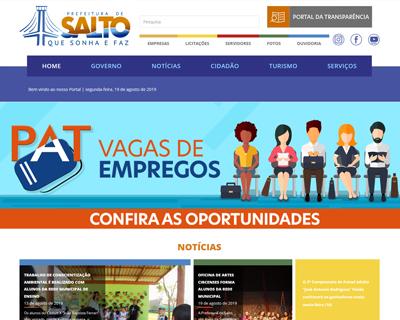 PREFEITURA DE SALTO/SP