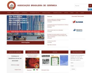 ASSOC. BRASILEIRA DE CERÂMICA
