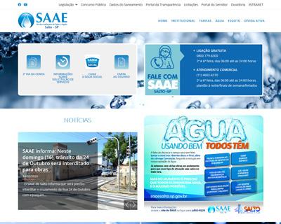 SAAE SALTO/SP
